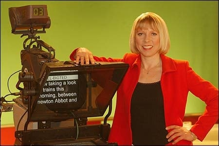 The Importance of an Autocue and Operator
