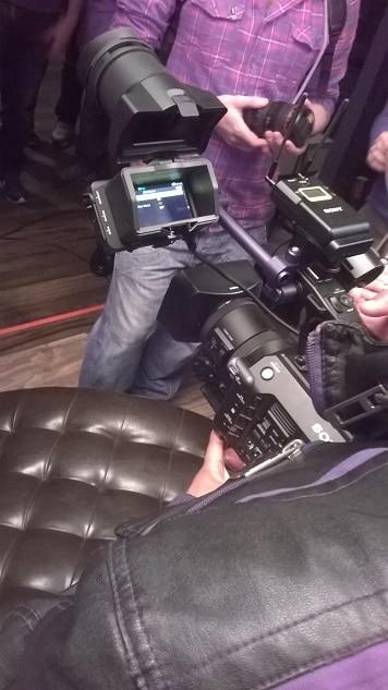 Sony PXW-FS7 fim camera