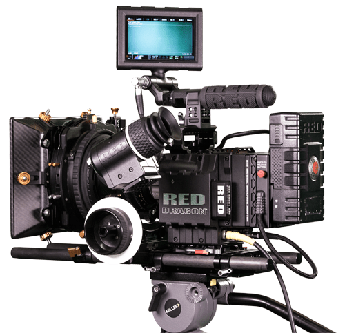 RED Epic Dragon 6K - Camera Review - Camberwell Studios