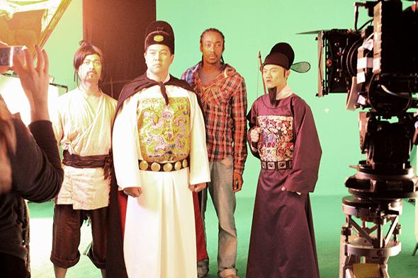 casting-for-Zheng He-film