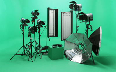 Using Continuous Lighting for Photography