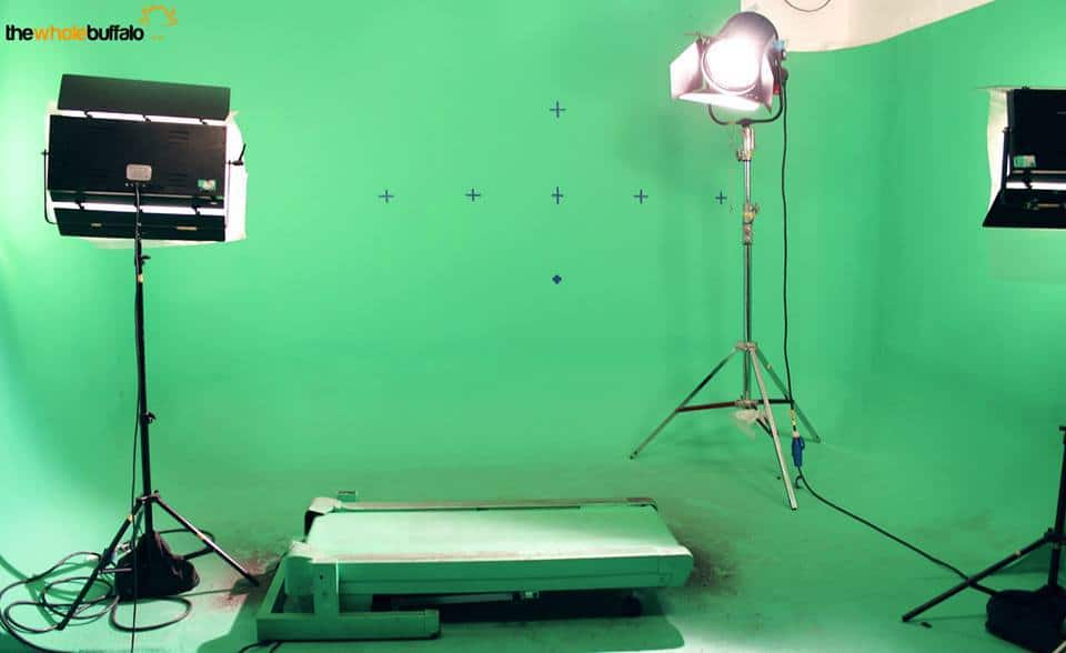 Setting up 3-Point Lighting