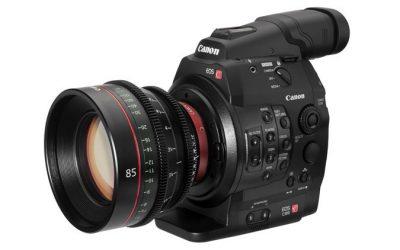 Canon C300 Camera Review
