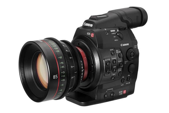 Canon C300 Camera Review
