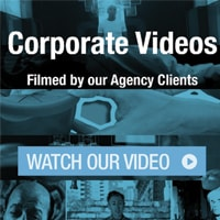 Corporate Video Showreel from Client Productions and Agencies