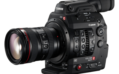 Camera Review: Canon C300 Mark II