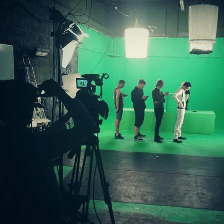 Filming in the Studio: A Checklist