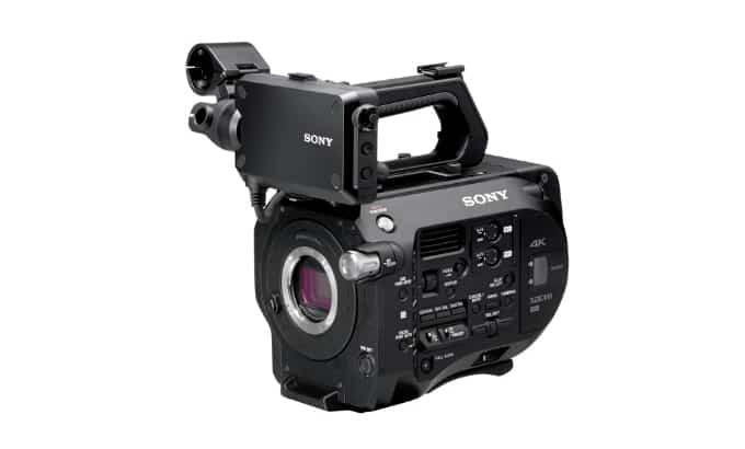 Sony PXW-FS7 Camera review