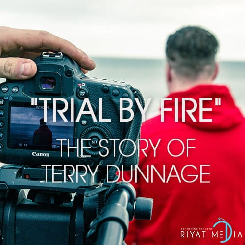 Trial By Fire – The Story of Terry Dunnage