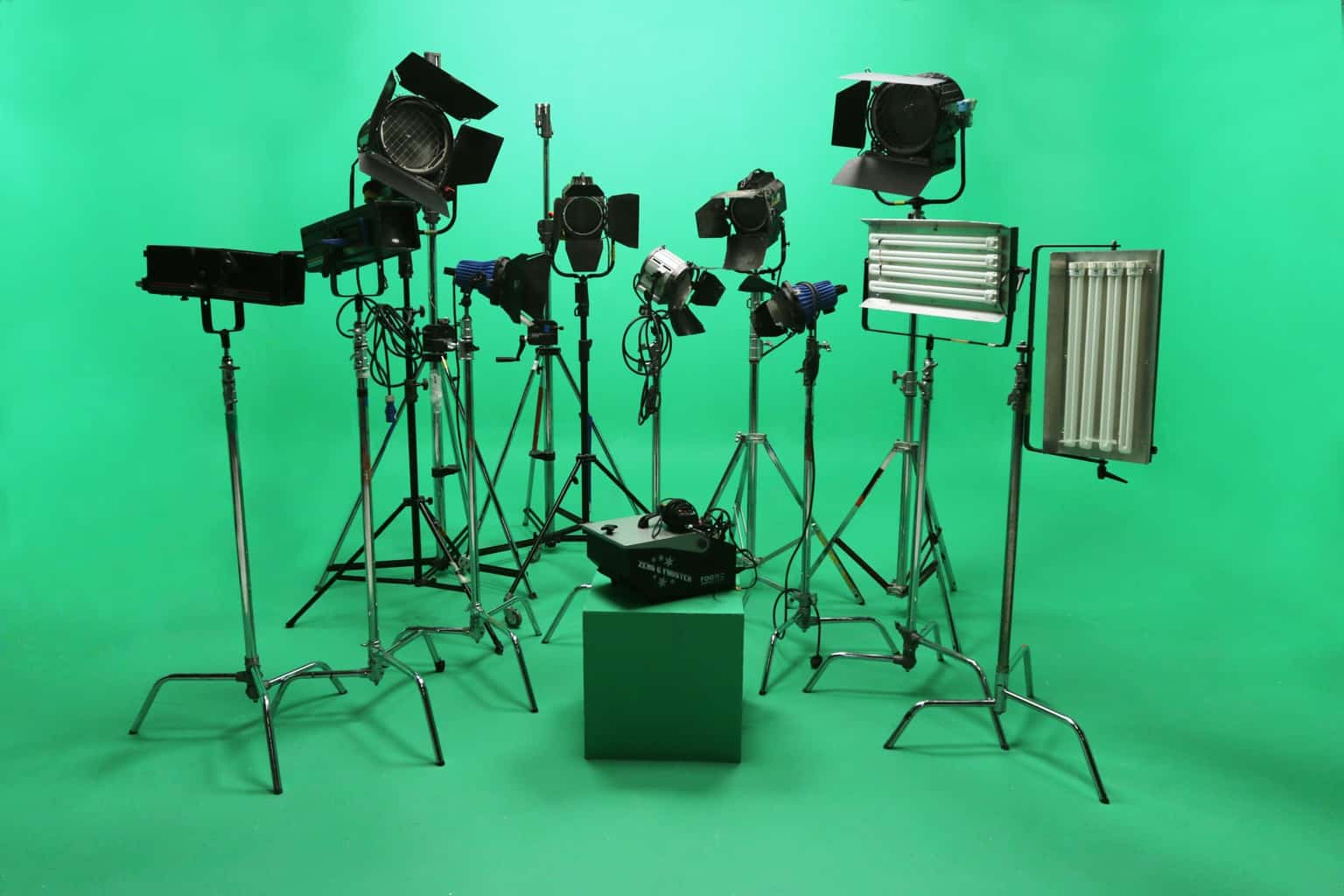 In house lighting hire packages from camberwell studios for Lighting packages for new homes