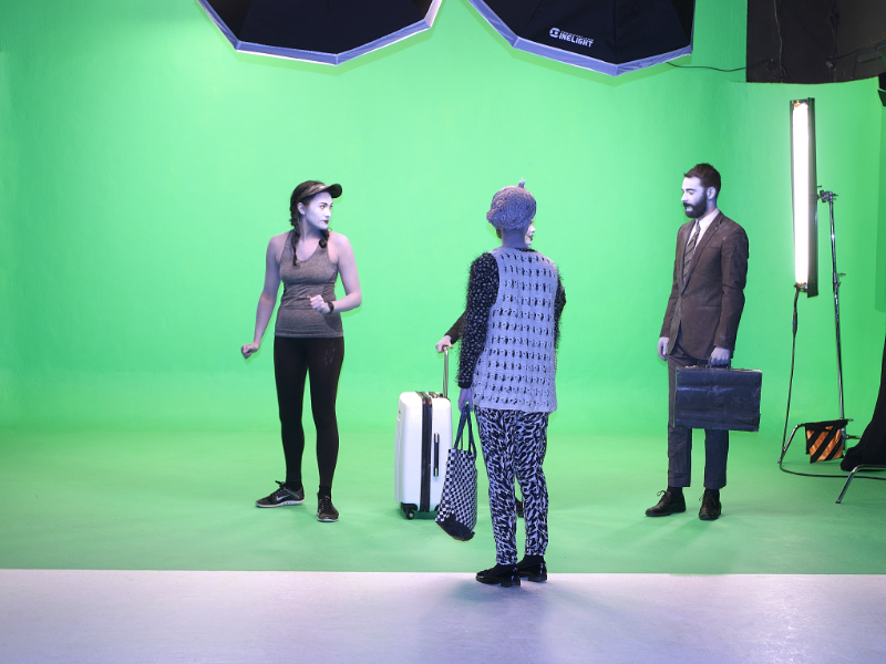 Planning to Shoot on Greenscreen