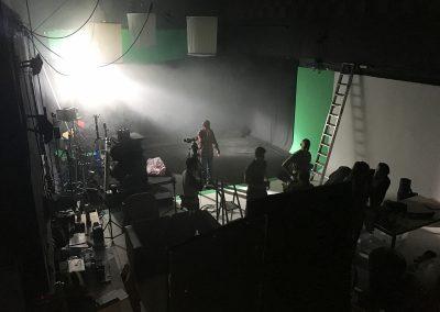 Studio 1 Blackout