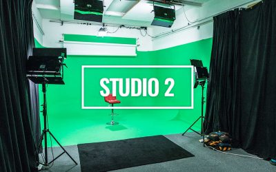 Case Study: Filming in Studio 2