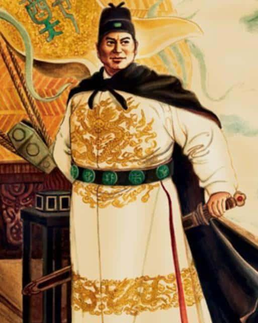 Zheng He film production still