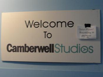 camberwell studios sign