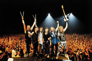 iron maiden the band