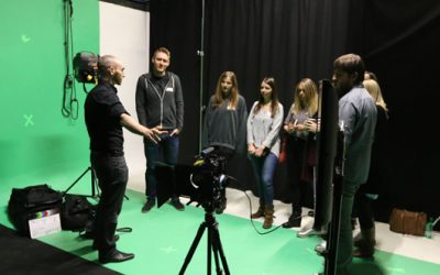 Getting Started in the Film, TV and Video Industry