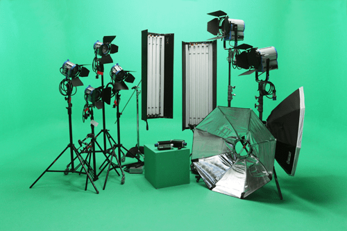 lighting-equipment for green