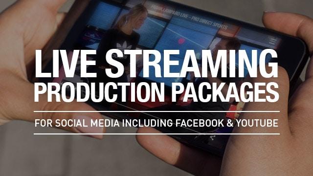 livestream at camberwell studios