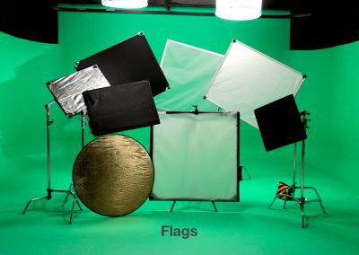 lighting kit flags