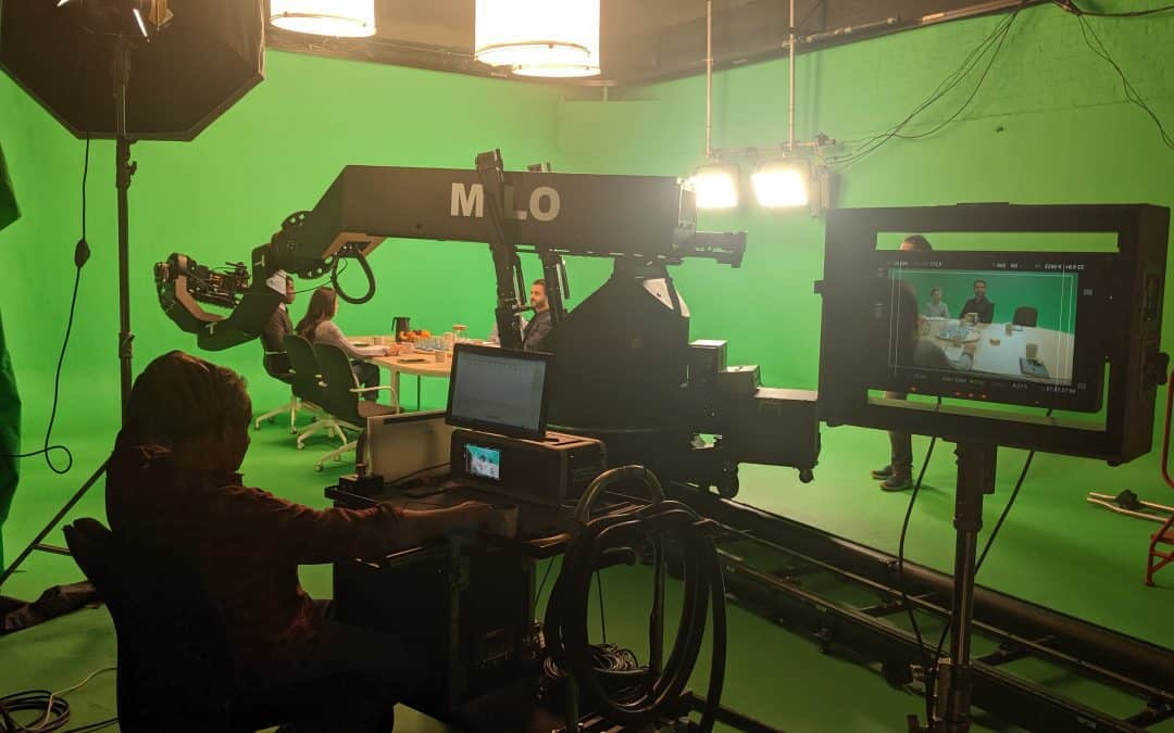 Motion Control Case Study: Green Screen Studio 1