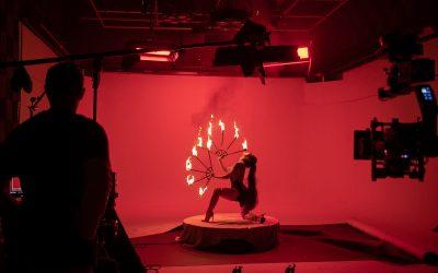 Creative Productions in Studio 1